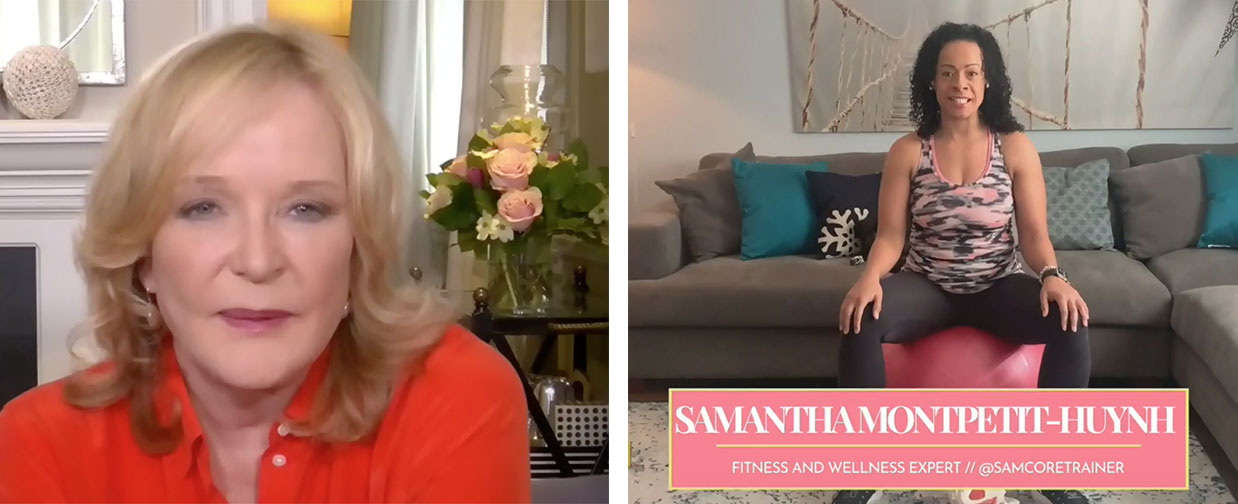 CORE Foundations   Marilyn Denis Show   Sam Core